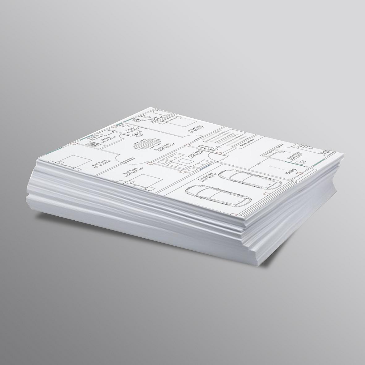 Plan & CAD Drawings